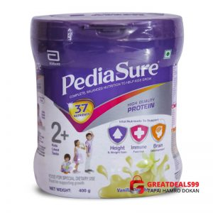 PEDIASURE VANILLA 400 GM - Online shopping Biratnagar