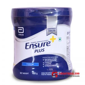ENSURE PLUS 400 GM - Online shopping Biratnagar