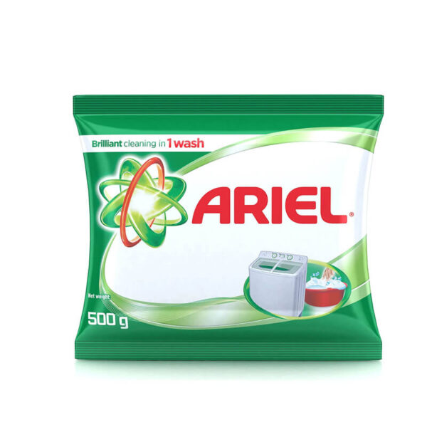 Ariel Detergent 500 gm - Buy detergents at the best price