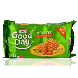 Britannia Good Day Nuts Cookie- Online Shopping in Biratnagar