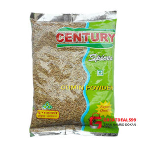 CENTURY JEERA POWDER 100 GMCENTURY JEERA POWDER 50 GMCENTURY DHANIYA POWDER 200 GM (2)CENTURY DHANIYA POWDER 100 GM (2) - Greatdeals99 - Online shopping Biratnagar