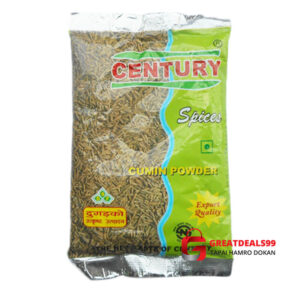 CENTURY JEERA POWDER 50 GMCENTURY DHANIYA POWDER 200 GM (2)CENTURY DHANIYA POWDER 100 GM (2) - Greatdeals99 - Online shopping Biratnagar