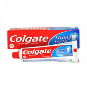 COLGATE STRONG TEETH TOOTHPASTE 100 GM-greatdeals99-Biratnagar