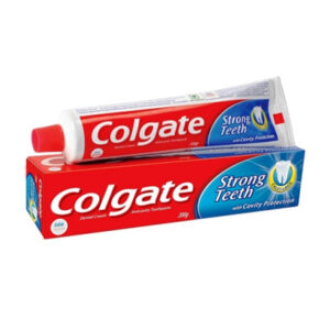 COLGATE STRONG TEETH TOOTHPASTE 200 GM-greatdeals99-Biratnagar