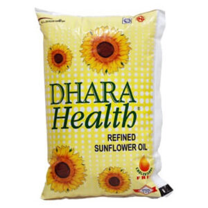 DHARA HEALTH SUNFLOWER OIL - Online Shopping in Biratnagar