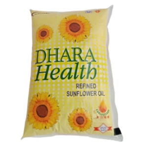 DHARA-HEALTH-SUNFLOWER-OIL-1-L---greatdeals99 - Biratnagar