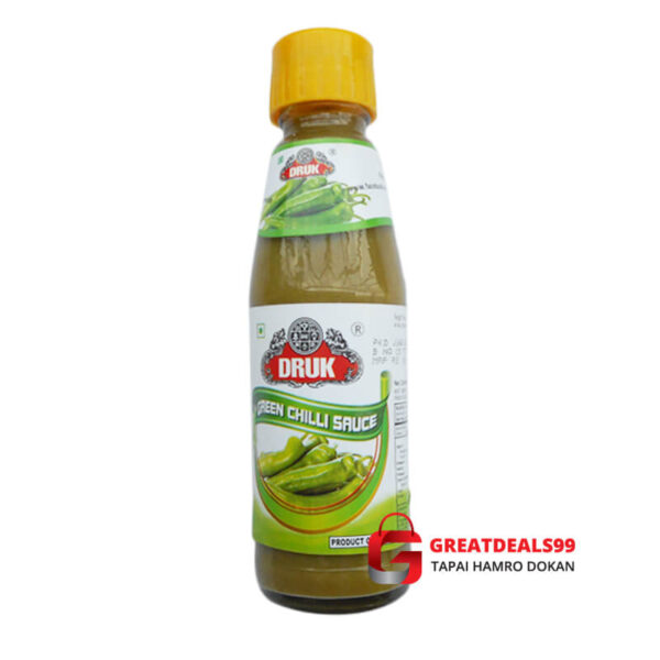 DRUK CHILLY SAUCE 200 GMCHANA DAAL 1KG - Greatdeals99 - Online shopping Biratnagar