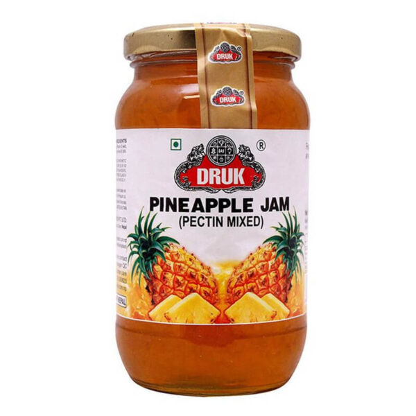DRUK PINEAPPLE JAM - Online Shopping in Biratnagar