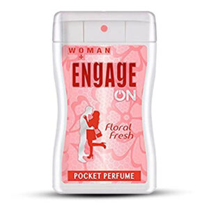 ENGAGE WOMEN POCKET PERFUME 18 ML FLORAL FRESH-greatdeals99-Biratnagar