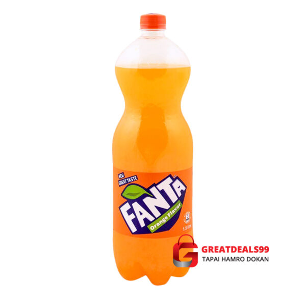 FANTA ORANGE 1.5 L - Greatdeals99 - Online shopping Biratnagar