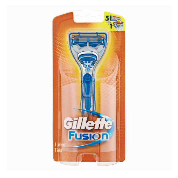 GILLETTE FUSION RAZOR - Online Shopping in Biratnagar