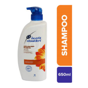 H & S SHAMPOO 2 IN 1 650 ML ANTI HAIR FALL-greatdeals99-Biratnagar