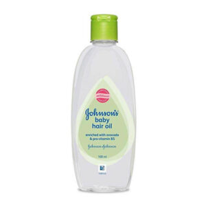 JOHNSON & JOHNSON BABY HAIR OIL 100 ML-greatdeals99-biratnagar