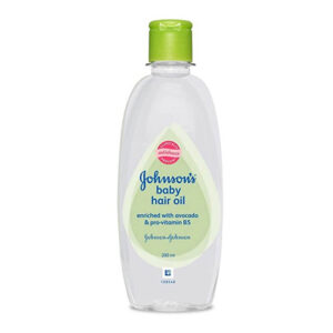 JOHNSON & JOHNSON BABY HAIR OIL 200 ML-greatdeals99-biratnagar
