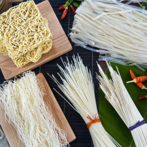 Noodles and Pastas