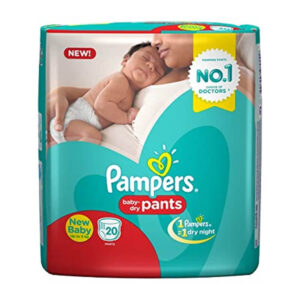 PAMPER PANT NEW BORN - Online Shopping in Biratnagar