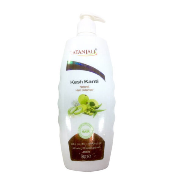 PATANJALI NATURAL SHAMPOO 450 ML-greatdeals99-Biratnagar