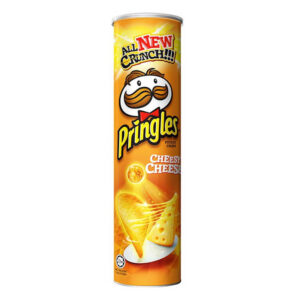 Pringles Cheesy Cheese