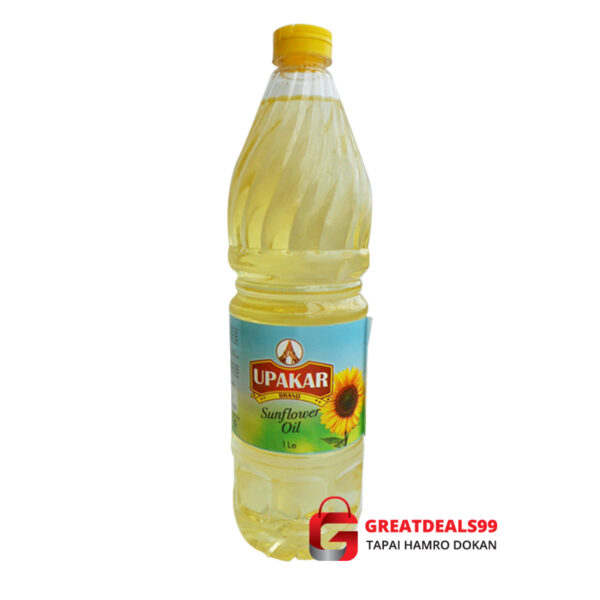 UPAKAR SUNFLOWER OIL - Online Shopping in Biratnagar