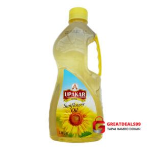 UPAKAR SUNFLOWER OIL 1800 ML - Greatdeals99 - Online shopping Biratnagar