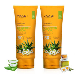 VAADI HERBAL SUNSCREEN SPF 50 110 GM-greatdeals99-Biratnagar