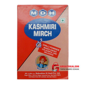 MDH KASHMIRI MIRCH 50 GM - Greatdeals99 - Online shopping Biratnagar