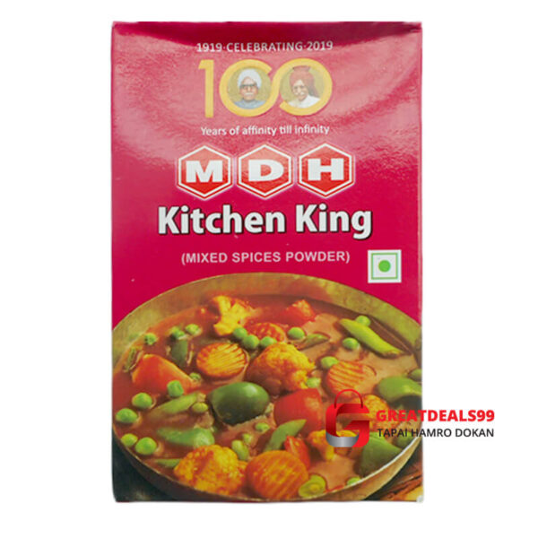 MDH KITCHEN KING 100 GM - Greatdeals99 - Online shopping Biratnagar