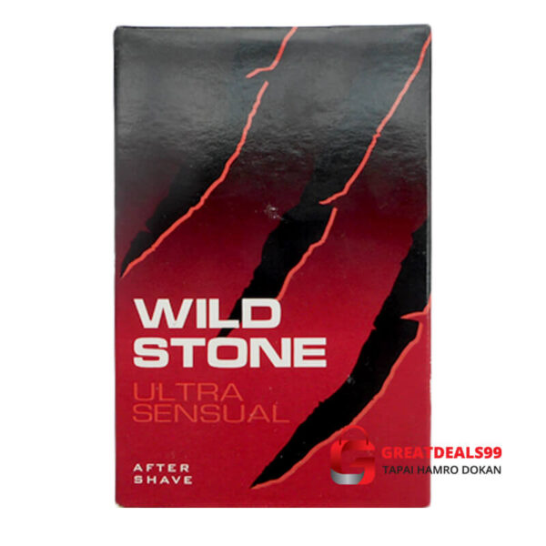 WILD STONE AFTER SHAVE 50 ML - Greatdeals99 - Online shopping Biratnagar