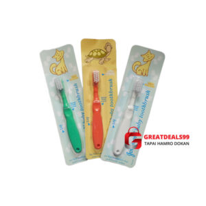 johnson & johnson baby toothbrush - Greatdeals99 - Online shopping Biratnagar