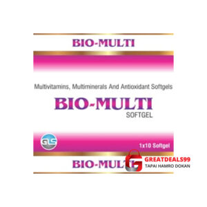 BIOMULTI SOFTGEL - Greatdeals99 - Online shopping Biratnagar