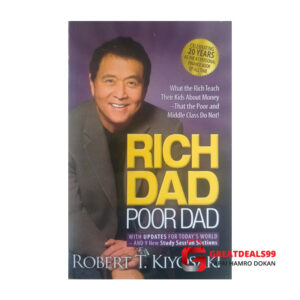 Rich dad Poor Dad - Greatdeals99 - Online shopping Biratnagar