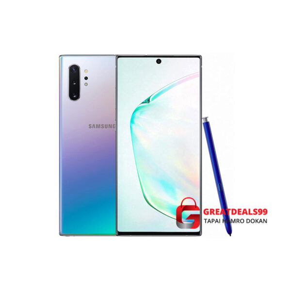 Samsung Galaxy Note 10+ 12- 256 GB - Greatdeals99 - Online shopping Biratnagar