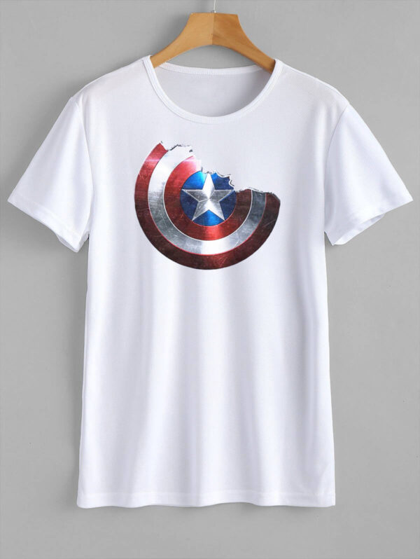 Captain America Shield T-Shirt - Buy t-shirt at best price