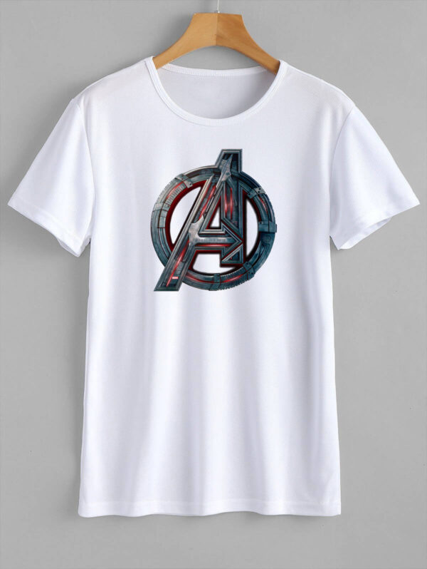 Avengers T-Shirt - Design and print t-shirt at best price