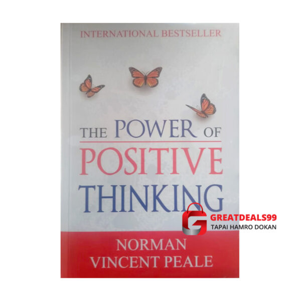The Power of Positive thinking - Greatdeals99 - Online shopping Biratnagar