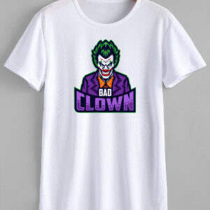 Joker T-Shirt design and print