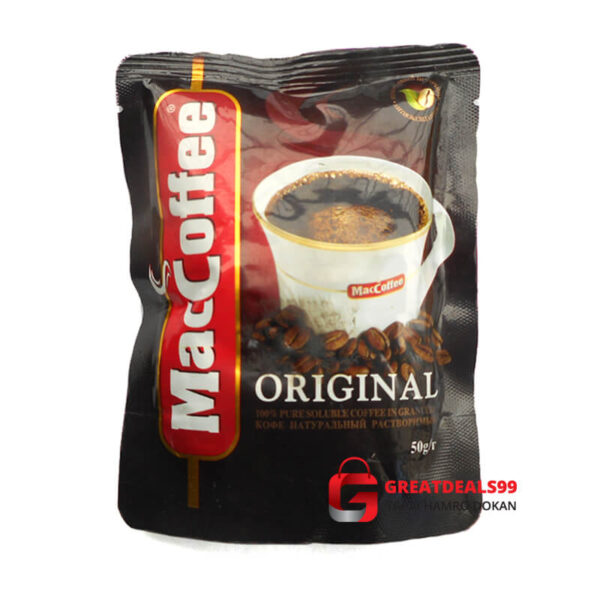 MacCoffee Original 50 gm - Buy at an affordable price