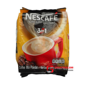 Buy Nescafe Creamy Delight 3 in 1 Coffee Mix - Greatdeals99
